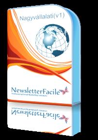 NewsletterFacile - Nagyvállalati (v1)